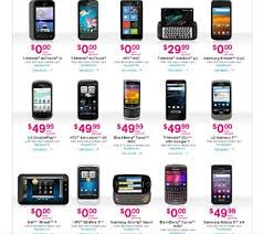 T Mobile smartphones for less than $50 on Magenta Saturday TechShout