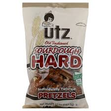 Utz Halloween Pretzels Nutrition Information by Utz Pretzels Hard Sourdough 10 Oz 283 5 G Rite Aid