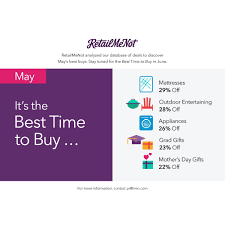 RetailMeNot's Best Things To Buy In May Wayfair Coupon Code 10 Off Entire Order Coupon Wayfaircom Vanity Planet Shipping Orlando Ale House Printable Coupons Butterball Deli Bevmo July 2019 Discount For Two Smiles The Queen Hel Performance Discount Amazon Codes How To Apply Promo Disney World 20 Shop Lc Promo Wayfair 2018 Littlest Pet Shops Toys Professional Code November 100 Off