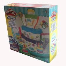hasbro a7401 play doh tortenzauber spielzeug knete spaß backen kuchen kinderknete