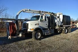100 Sewer Truck 2007 STERLING LT7501 TA COMBO SEWER TRUCK VIN 2FZHATAX7AX30486