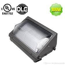 commercial parking lights 100 watt led wall pack lights retrofit