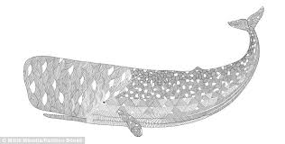 This Blue Whale Has An Immense Level Of Detail And Would Take A Considerable Amount