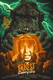 Wnuf Halloween Special by The Horrors Of Halloween Ernest Scared Stupid 1991 Poster