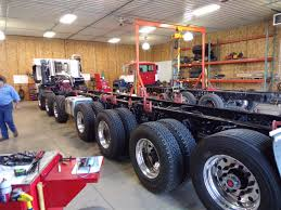 100 6x6 Truck Conversion Chassis Modification Engineered Chassis Systems