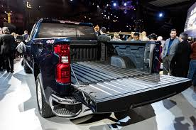 2018 Detroit Auto Show Marks The Start Of The Year Of The Truck ...