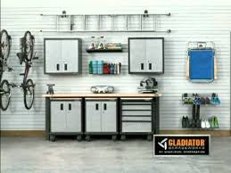 Gladiator Wall Mount Cabinet by Gladiator Gearwall Panels Youtube