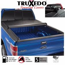 100 F 150 Truck Bed Cover TruXedo TruXport Roll Up Tonneau 0410 Ord 250 350