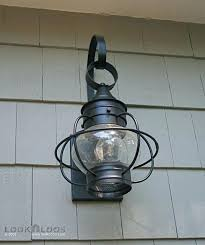 plastic outdoor light fixtures cape cod style new light plastic
