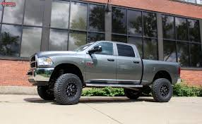 Dodge Ram 2500 Has 5