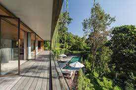 100 Word Of Mouth Bali The Chameleon Villa In Blends Perfectly Into The Hill Its