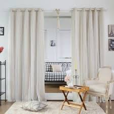 Dotted Swiss Curtains White by Dots Curtains U0026 Drapes For Less Overstock Com