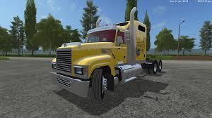 100 Usa Truck USA TRUCK PACK V10 FS17 Farming Simulator 17 2017 Mod