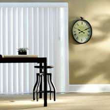 home decorators collection white 4 5 in pvc vertical blind 78