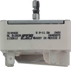 Hatco Heat Lamp Wiring Diagram by Amazon Com Whirlpool 3149400 Infinite Switch For Range Home