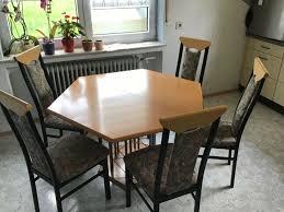 tisch und stühle esstisch ausziehbar sehr gute qualität 5 stühle