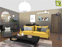 the best livingroom by artvitalex sims haus möbel