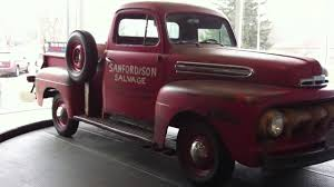Original Sanford And Son Truck On Display At Summit Racing - YouTube 1951 Ford F1 Sanford And Son Hot Rod Network Salvaging A Bit Of Tv History Breaking News Thepostnewspaperscom Chevywt 56 C3100 Stepside Project Archive Trifivecom 1955 1954 F100 Tribute Youtube Wonderful Wonderblog I Met Rollo From Today Sanford The Great A 1956 B600 Truck Enthusiasts Forums The Bug Boys Sons Speed Shop One Owner 1949 Pickup 118 197277 Series 1952 Nations Trucks Used Dealership In Fl 32773 Critical Outcast Con Trip Chiller Theatre Spring 2016 Tag Cleaning Car Talk
