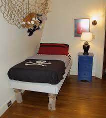DIY Pirate Bedroom Redo