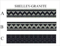 THE TRADITIONAL ELEGANCE BORDER PACKS USE MORE TILE SHAPES TO CREATE STUNNING BORDERS WITH CLASSICALLY BEAUTIFUL DESIGNS GRANITE FLOOR