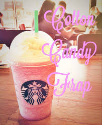 Cotton Candy Frappuccino Starbucks Malaysia Christmas