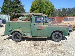 1955 Dodge 1/2 Ton W/fully Enclosed Service Body Vintage Phone ... Just A Car Guy The Only Other Truck In Optima Ultimate Street 51957 Dodge Truck Factory Oem Shop Manuals On Cd Detroit Iron This Is One Old Warrior That Isnt Going To Fade Away The Globe 1955 Power Wagon Base C3pw6126 38l Classic Custom Royal Lancer Convertible D553 Dodge Google Search Rat Rods Pinterest Chevy Apache For Real Mans Yields Charlie Tachdjian Pomona Swap Meet Pickup Sale Cadillac Mi