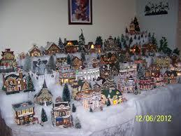 Lemax Halloween Village Ebay by Home Design Image Ideas Christmas Village Display Ideas