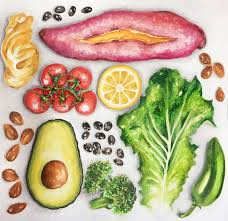 watercolor healthy food orig