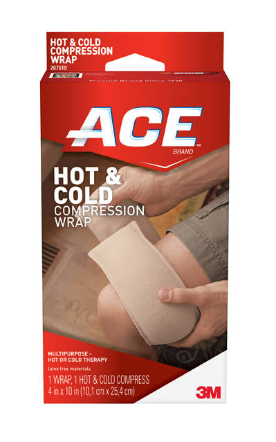 Ace Hot & Cold Compression Wrap