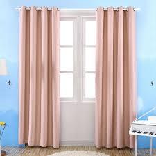 Cortina De Ventana Cortinas Dormitorio Slido Trmica Para Living Room Decor 3 Colores En Casa Y Jardn AliExpress