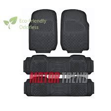 Motor Trend Ultra-Duty All Weather Car Floor Mats Van Truck Car ... Universal Fit 3pc Full Set Heavy Duty Carpet Floor Mats For Truck All Weather Alterations Weatherboots Gmc Sierra Accsories Acadia Canyon Catalog Toys Trucks Husky Liner Lloyd 2005 Mustang Fs Oem Rubber Floor Mats Mat Rx8clubcom Amazoncom Front Rear Car Suv Vinyl Interior Decoration Suv Van Custom Pvc Leather Camo Ford Ranger Best Resource Smokey Mountain Outfitters Liners