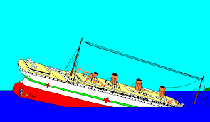 sinking of the hmhs britannic 100 images sinking hospital