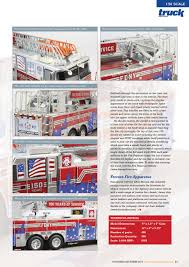 FDNY150 Ferrara Ladder Featured In U.K. Based Truck Model World ... Charles Ray Sculpture Of A Life Size Toy Fire Truck In Three Fire Truck Bedroom Fniture Ideas Sutphen Hs5059 Interface Pumper Vector Drawing My Family Led Light Tower Led Lights Decor New Jersey Aberdeen Company Seagrave Apparatus Nj 120hp Dofeng Standard Dimeionswater Tank Capacity 3 Thermos Insulated Soft School Food Lunch Box Kit Kids Fighting 4x4 Suppliers And Emax Urban Interface Eone Alcohol Inks On Yupo Business