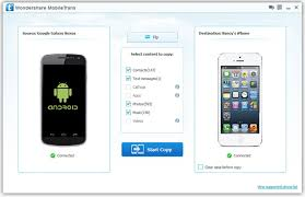 How to Transfer Data from Android to iPhone Android Files Transfer