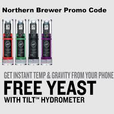 Tilt Hydrometer Promo Code For NorthernBrewer.comHome ...