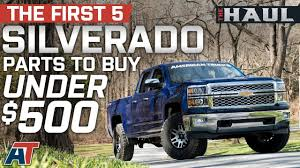 100 Chevy Trucks 2014 The First 5 Silverado Parts You Should Buy Under 500 For