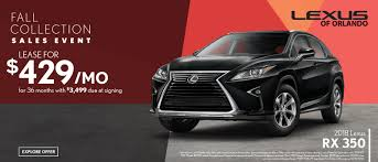 Lexus Of Orlando - Lexus Sales, Service, And Parts