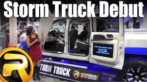Storm Truck Debut At The SEMA Show - YouTube What Is A Utility Track System Realtruckcom Shop Amazoncom Truck Tonneau Covers Real Tires Mod V13 For Ats American Simulator Mods Tonneau Covers Hard Soft Roll Up Folding Bed 2012 Dodge Ram 2500 Accsories Best 2017 Ih Unistar Wagner Trans Ih Semi Trucks And Rigs Featured In Ups Ad Campaign Realtruckcom Home Facebook At Realtruck Youtube 25 Pickup Truck Accsories Ideas On Pinterest Toyota Dump Trucks Stirring Image Concept 2007 Gm