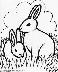 Farm Animals Coloring Pages Sweet Image Cartoon Animal Medium Size