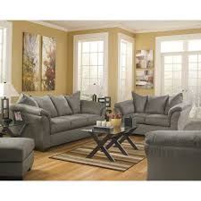 Living Room Set 1000 by Cobblestone 4 Pc Living Room Group