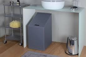 diagonal badezimmer wäschekorb höhe 43 61 cm