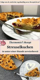streuselkuchen rezept für den thermomix