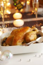 cuisine noel recipe for oven baked capon vins d alsace