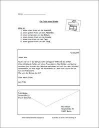 Typisch Anschreiben Adresse Brief 15 Richtig Brief Adresse