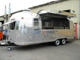 Street Food Airstream Conversion