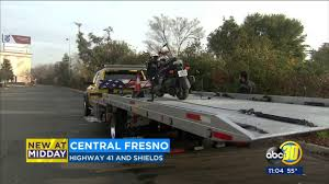 Moped Crashes After Driver Loses Control On Highway 41 In Fresno ... 62 Best Tow Trucks Images On Pinterest Truck Vintage Trucks Fifth Wheel Stop Fresno Lebdcom Truck Fresno Truckdomeus Paint And Body Shop Plus Towing Quality Best Image Kusaboshicom Dodge Budget Inc Lite Duty Wreckers Ca Dickie Stop Repoession Bankruptcy Attorney Kyle Crull Driver Funeral Youtube J R 4645 E Grant Ave Ca 93702 Ypcom Vp Motors Tire In Muscoda