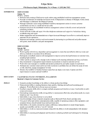 Dispatcher Resume Samples | Velvet Jobs Cover Letter 911 Dispatcher Job Description For Resume Truck Operator Simple For Driver New Chapter 3 Fdings And Transportation Samples Velvet Jobs Tow Best Image Examples Cdl Driver Resume Sample Download Unique Template Kusaboshicom Fresh Driving Awesome