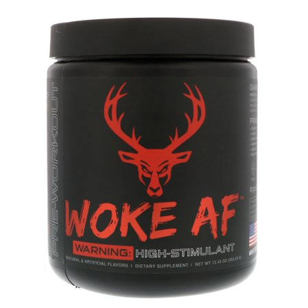 Das Labs Woke AF Blood Raz 30 Servings