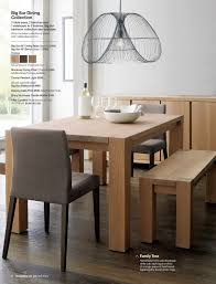 Crate And Barrel Dining Room Furniture dining set crate and barrel big sur dining table dining room