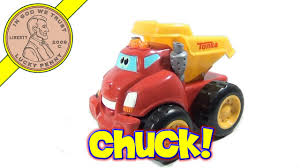 99 Chuck The Talking Truck My Dump Friends Tonka 2008